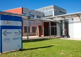 L'hôtel d'entreprise l'Arobase à Castres - Le bâtiment, l'hôtel d'entreprise - Cowork'in Tarn le réseau du télétravail et coworking Tarnais
