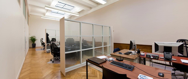 Le C@pitole à Mazamet - espace de travail collaboratif et télétravail - Corwork'in Tarn le réseau du télétravail et coworking Tarnais