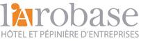 Logo de l'Arobase tiers lieu de télétravail et de coworking situé à Castres au Causse