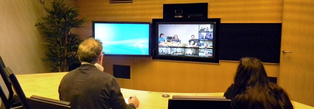 ITmédia2 à Castres - Salle de visioconférence - Cowork'in Tarn le réseau du télétravail et coworking Tarnais