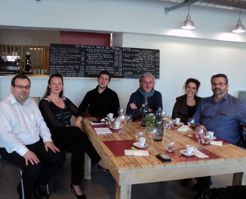 Les Ateliers, situé à Castres, s'est associé à la démarche et à rejoint Cowork'in Tarn