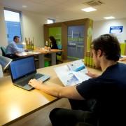 L'hôtel d'entreprise l'Arobase à Castres - le tiers lieu - Cowork'in Tarn le réseau du télétravail et coworking Tarnais