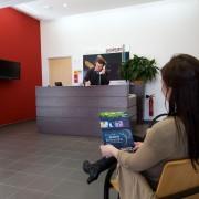 L'hôtel d'entreprise l'Arobase à Castres - Accueil - Cowork'in Tarn le réseau du télétravail et coworking Tarnais