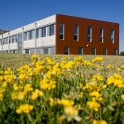 L'hôtel d'entreprise l'Arobase à Castres - Extérieur du bâtiment - Cowork'in Tarn le réseau du télétravail et coworking Tarnais