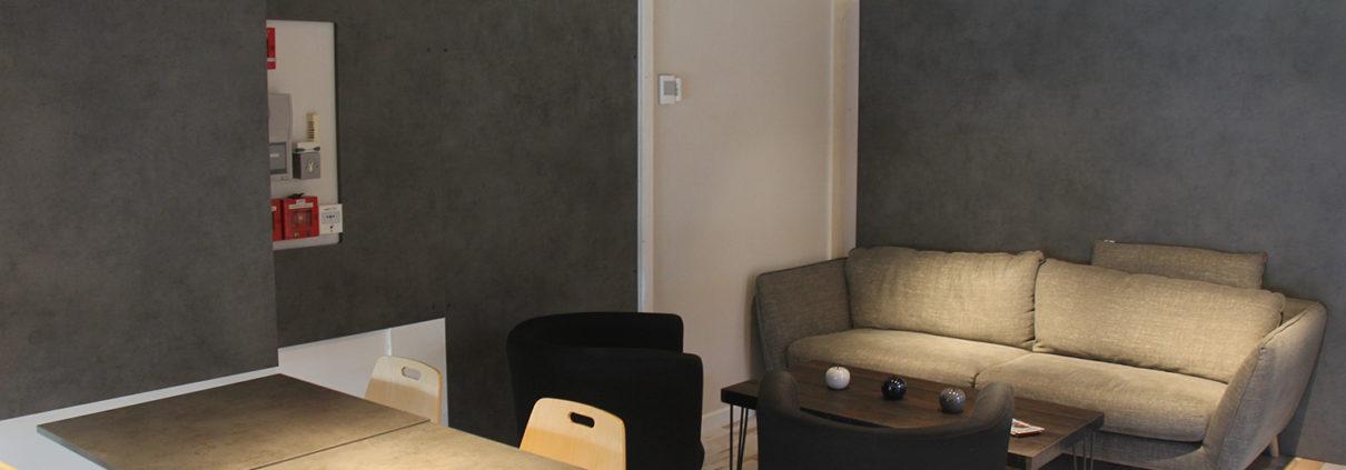 BuroClub à Terssac - Espace de détente - Cowork'in Tarn le réseau du télétravail et coworking Tarnais