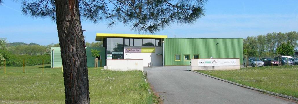 La Grappe by Granilia - les extérieurs - Corwork'in Tarn le réseau du télétravail et coworking Tarnais