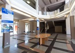 Le Centre Bradford à Aussillon / Mazamet - Interieur - Cowork'in Tarn le réseau du télétravail et coworking Tarnais