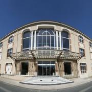 Le Centre Bradford à Aussillon / Mazamet - Extérieur du bâtiment - Cowork'in Tarn le réseau du télétravail et coworking Tarnais