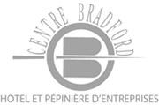 logo du Centre Bradford tiers lieu de télétravail et de coworking situé à Aussillon / Mazamet