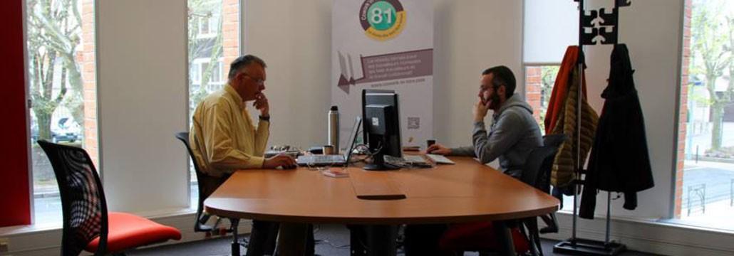 ITmédia2 à Castres - Espace de coworking - Cowork'in Tarn le réseau du télétravail et coworking Tarnais