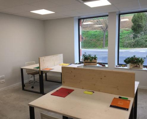 La Céllule à Cuq Toulza -Open Space - Cowork'in Tarn le réseau du télétravail et coworking Tarnais