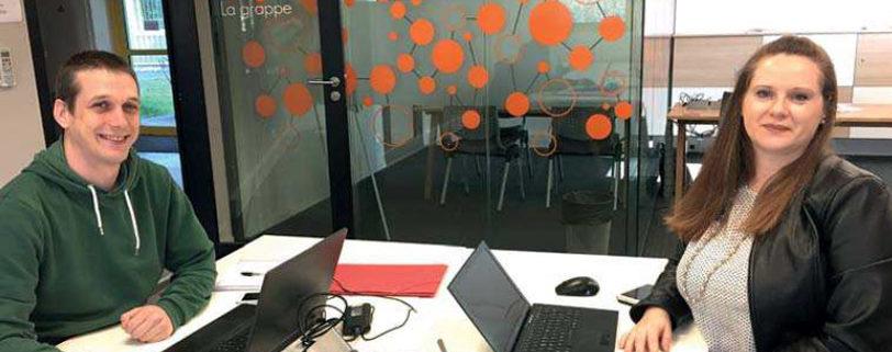 La Grappe by Granilia le bureau partagé stimule les entrepreneurs