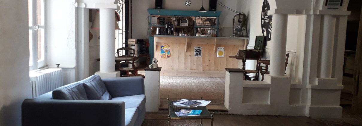 Le Pré Vert à Rabastens - Le bar - Cowork'in Tarn le réseau du télétravail et coworking Tarnais